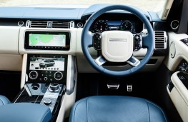 Range Rover PHEV LWB, 2018, interior