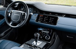 Range Rover Evoque R Dynamic, 2019, interior