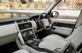 Range Rover, 2020, interior