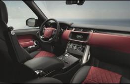Range Rover SVAutobiography Dynamic, 2017, interior