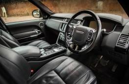 Range Rover SDV8 Autobiography, 2017, interior