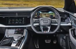 Audi Q8, interior