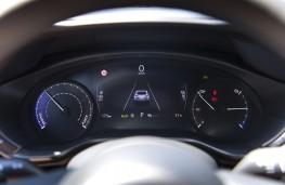 Range Rover PHEV LWB, 2018, range display