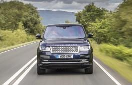Range Rover, 2015, nose
