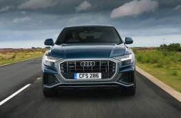 Audi Q8, nose