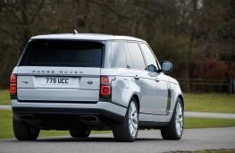 Range Rover SDV8 Autobiography, 2017, rear