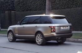 Range Rover SVAutobiography, 2018, rear