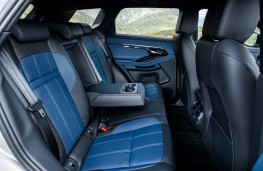 Range Rover Evoque R Dynamic, 2019, rear seats