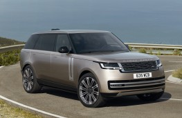Range Rover Evoque R Dynamic, 2019, side, action