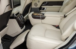 Range Rover SDV8 Autobiography, 2017, seats