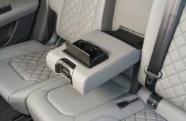Audi Q8, rear seats