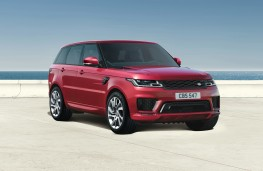 Range Rover Sport, 2020, front