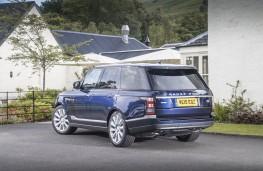 Range Rover, 2015,side