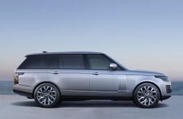 Range Rover, 2020, side