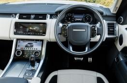 Range Rover Sport P400e, 2018, interior