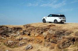 Range Rover Sport P400e, 2018, rear