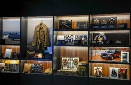The Range Rover Story, exhibition