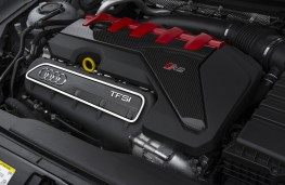 Audi RS3, 2018, engine