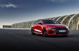 Audi RS 3, 2021, front