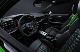 Audi RS 3, 2021, interior