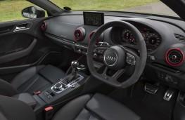 Audi RS3, 2018, interior