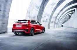 Audi RS 3, 2021, rear