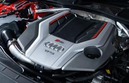 Audi RS4, 2018, engine