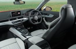 Audi RS4, 2018, interior