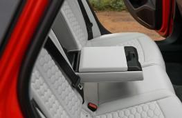 Audi RS4, 2018, rear seats