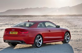 Audi RS 5 Coupe, rear