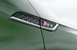 Audi RS5, 2018, badge