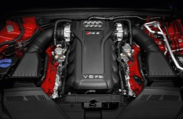 Audi RS5, engine