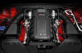 Audi RS5, engine