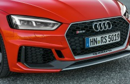 Audi RS 5 Carbon Edition, 2017, grille