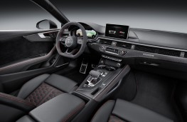 Audi RS 5 Coupe, 2017, interior
