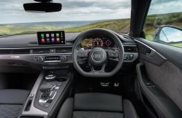 Audi RS5, 2018, interior