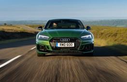 Audi RS 5 Carbon Edition, 2017, nose