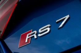 Audi RS 7 Sportback, 2017, badge