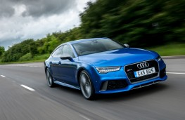 Audi RS 7 Sportback, 2017, front