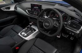 Audi RS 7 Sportback, 2017, interior