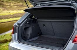 Audi RS 3 Sportback, 2019, boot
