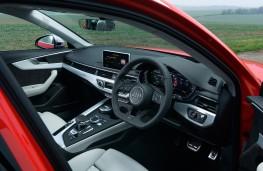 Audi RS 4 Avant, 2018, cockpit