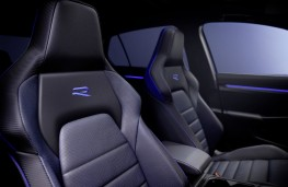 Kia Stinger, 2017, rear seats