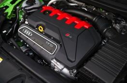 Renault Megane RS 280, 2018, engine