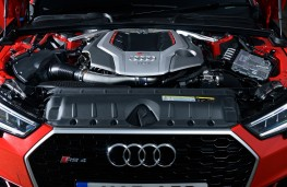 Audi RS 4 Avant, 2018, engine