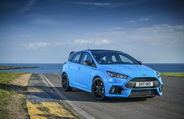 Ford Focus RS Edition, 2017, front, static