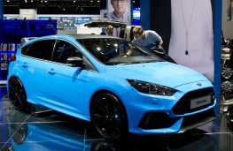 Ford Focus RS Edition, 2017, front