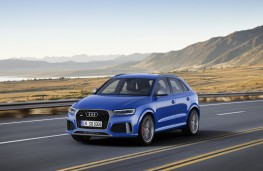 Audi RS Q3 performance, 2016, front