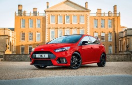 Ford Focus RS Red Edition, 2018, front