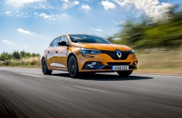 Renault Megane RS 280, 2018, front, action